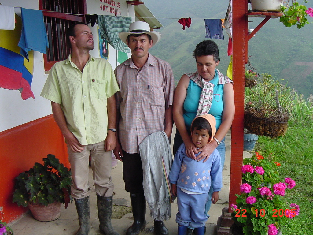 Colombian Family