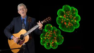Francis Collins singing