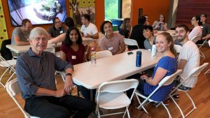 Annual Retreat of NIH's Graduate Partnerships Program