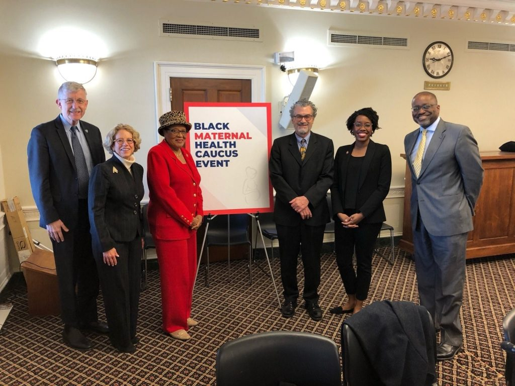 Black Maternal Health Caucus Event