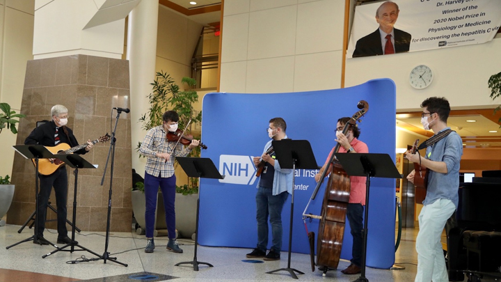 Music in the Atrium