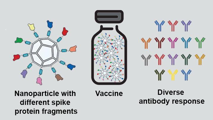 Mosaic vaccine